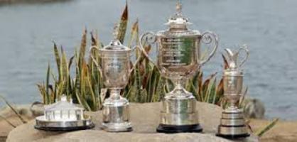 Golf Majors in 2020
