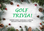 Golf Trivia - TheSocialGolfer.com - Golfing Facts v2