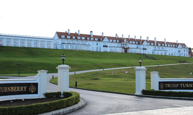 Visit the west coast of scotland- The Social Golfer - Trump Turnberry