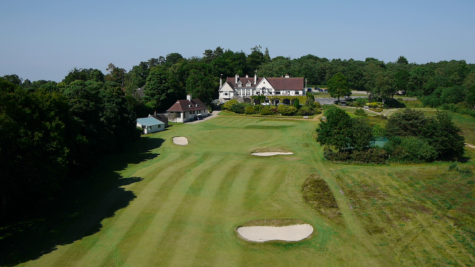 Golf Course Guide - Crowborough Beacon GC