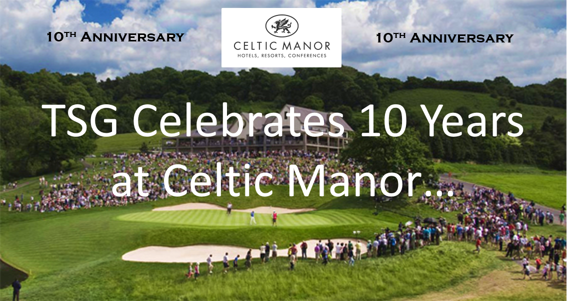 Celtic Manor - celebrate 10 years of thesocialgolfer.com v3
