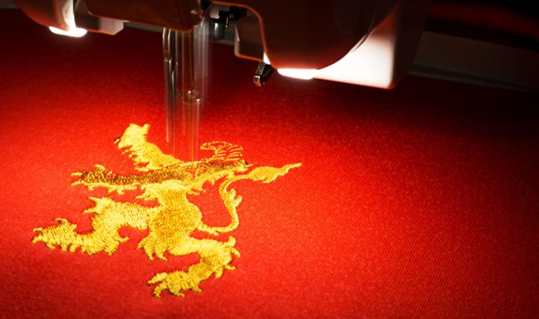 Branded Sportswear Embroidery, Teamwear, Logo, Portlantis - june 2020 4