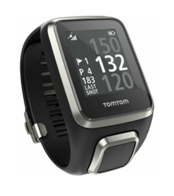 TomTom Golfer 2 - Best Golf Watches to buy in 2020 - www.thesocialgoilfer.com