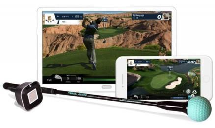 Phi Golf – The Indoor Golf Simulator Review - WGT Golf, thesocialgolfer.com v3