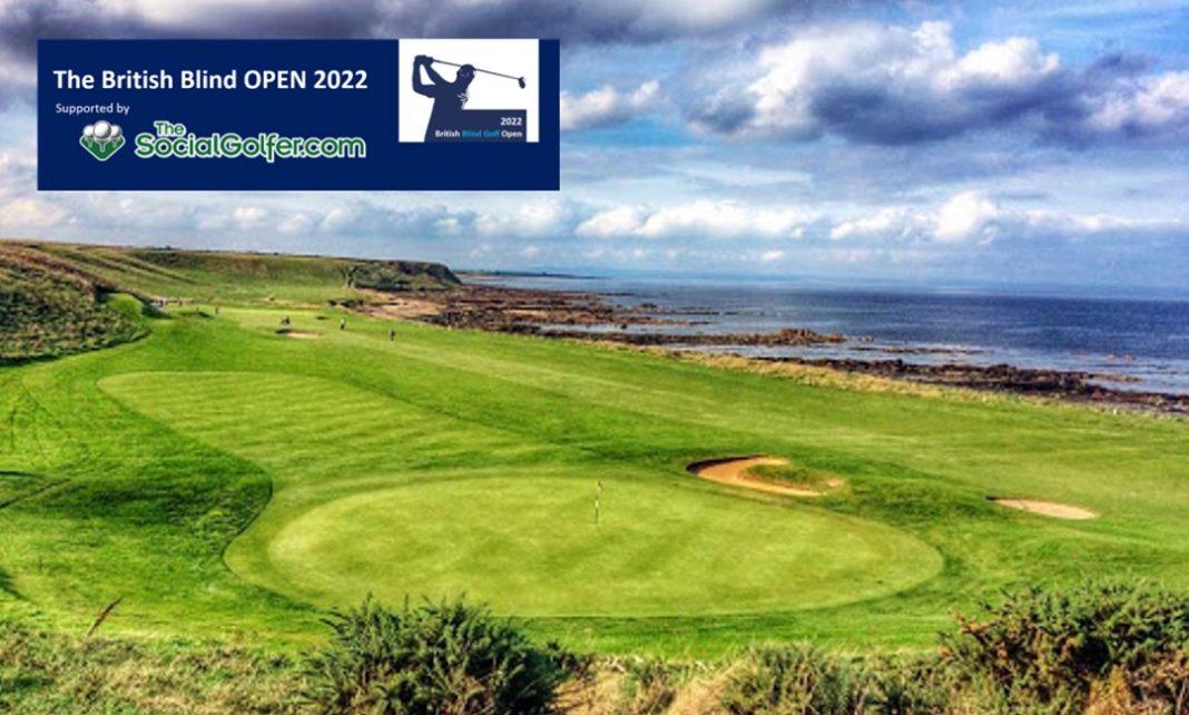British Blind Golf - The Social Golfer 4 ball Auction v3